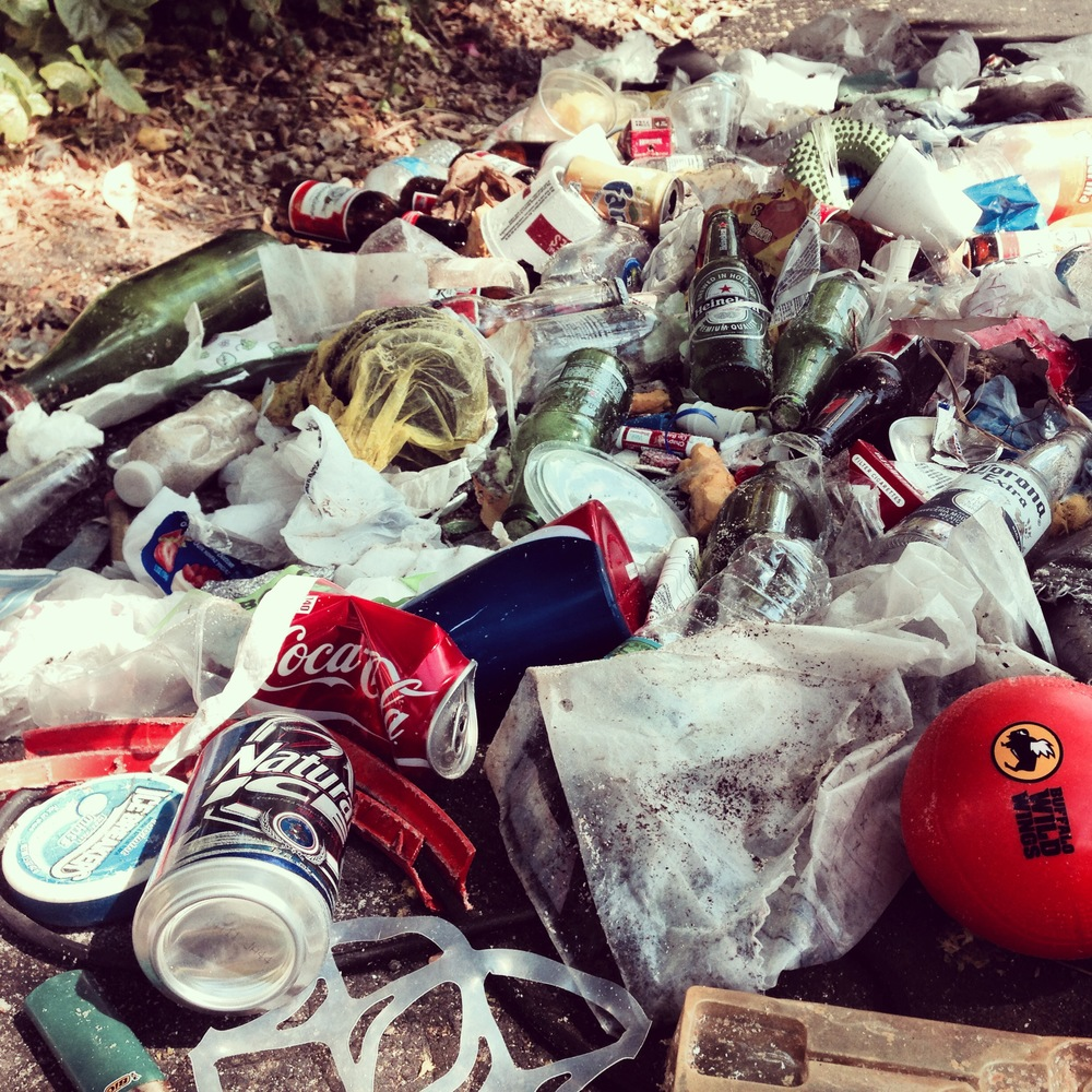 Debris Freerecovered 30 square feet of trash from Key Biscayne, Floridalast week, at an average of 1 square foot of trash for every 10X12 square foot of beach! This included 38 bottles and 23 straws. BYO Reusable Bottle and Ditch the Straw for debris free beaches, reefs, and oceans! This past weekend, Debris Free cleaned as they kayaked, which resulted in the removal of over 25 square feet of trash from one of Gainesville's most beloved water bodies!