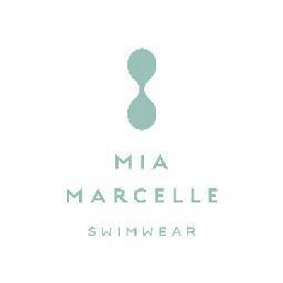 Mia Marcelle's 2016 swimsuit line is made entirely of reclaimed and recycled materials.