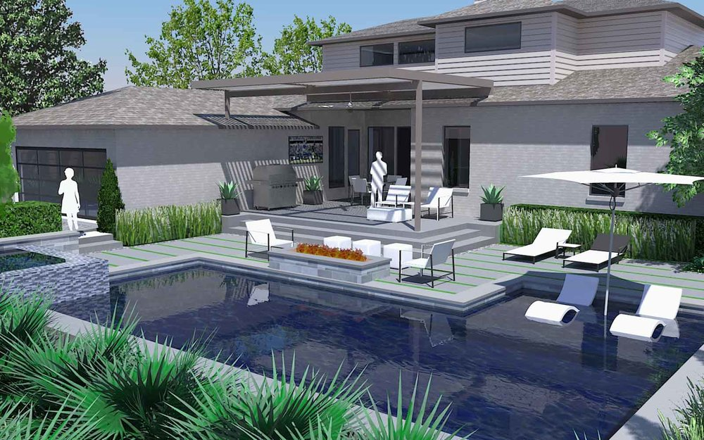 Dallas Landscape Architect DDLA Design Dallas 214