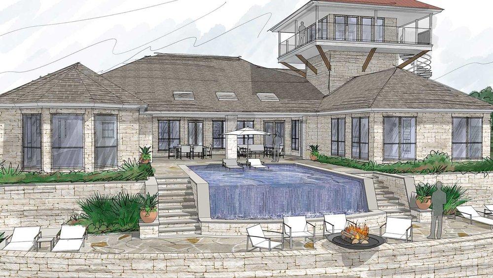 Dallas landscape architect ddla design dallas 214 for Bc landscape architects