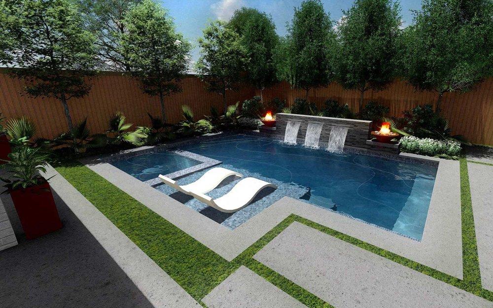 Dallas Landscape Architect | DDLA DesignMcCommas