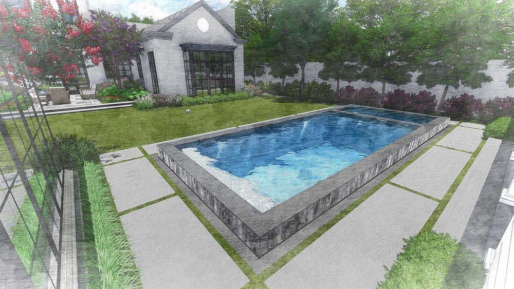 ALTERNATE POOL DESIGN 1