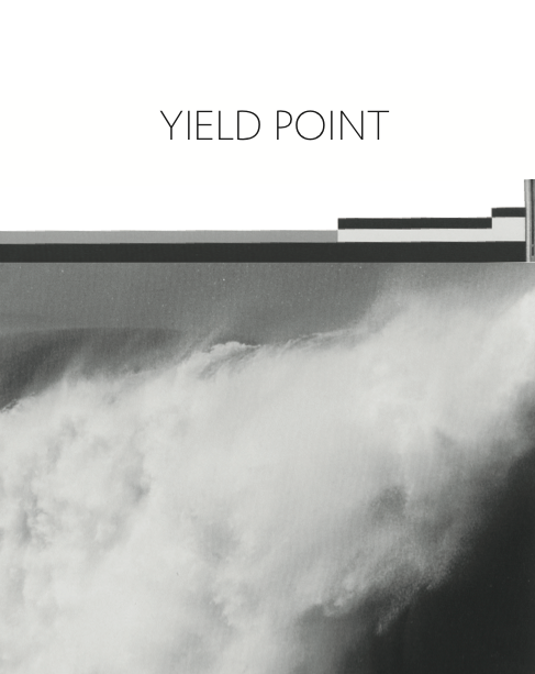 Scott Gardiner, Yield Point, w/ text by Ria Camp