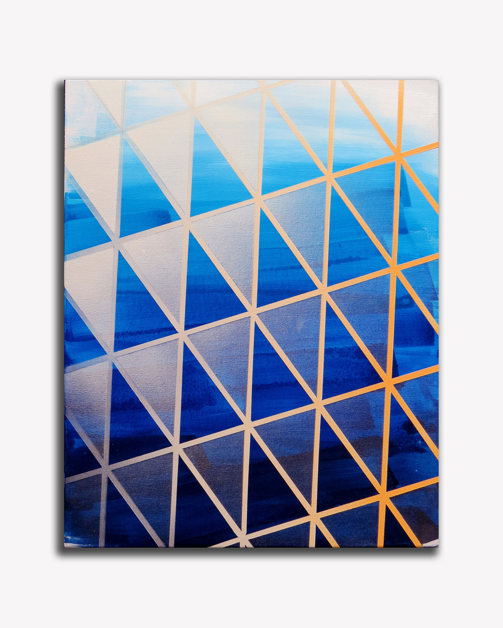 Oscillate #5, 40 x 50cm, Acrylic on canvas, 2016.jpg