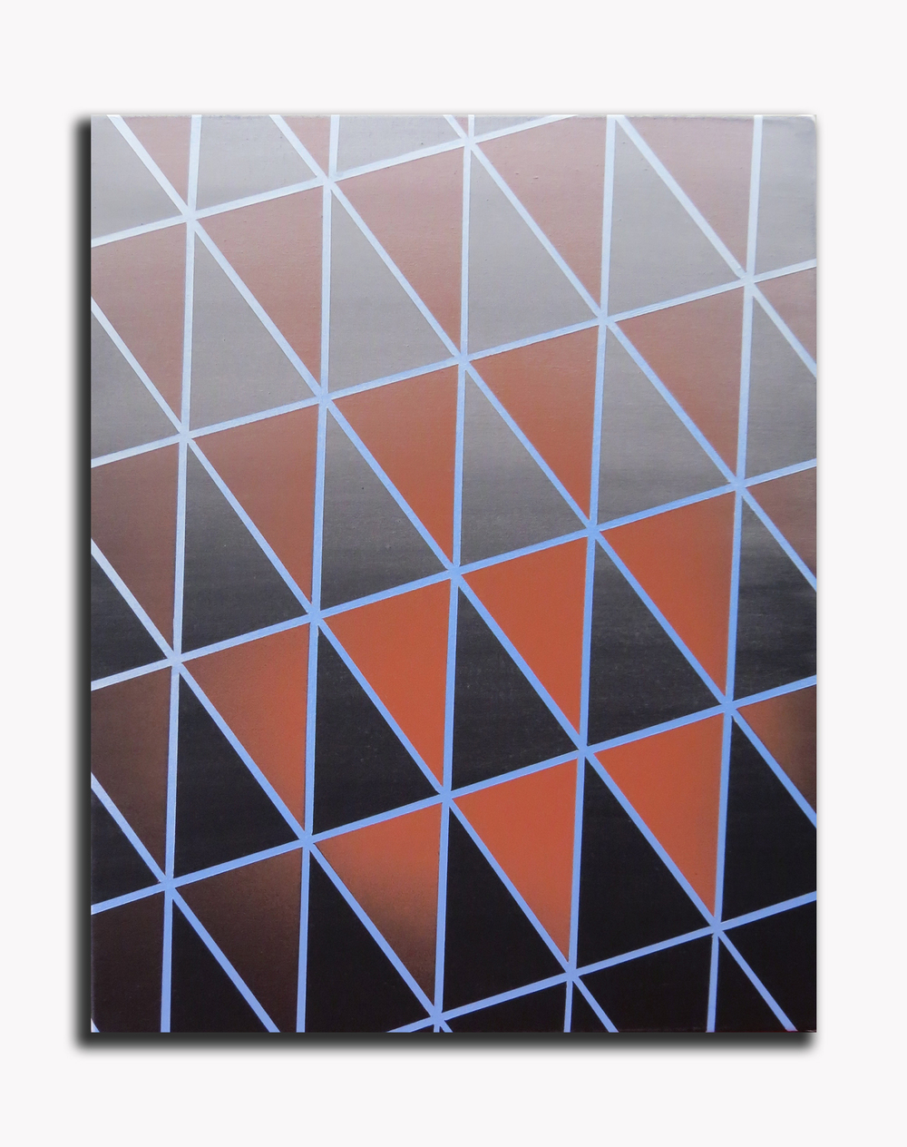 Oscillate #1, 40 x 50 cm, Acrylic on canvas 2016.jpg