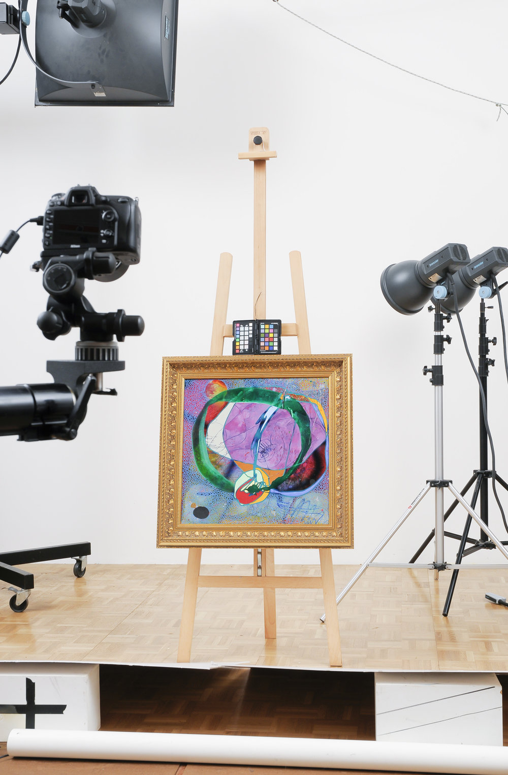 Installation photography by Sait Akkirman, courtesy of the artist and PAULNACHE - photographed for Art Collector magazine