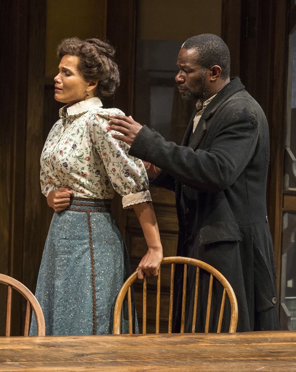 Joe Turner's Come and Gone , Mark Taper Forum (with John Douglas Thompson)