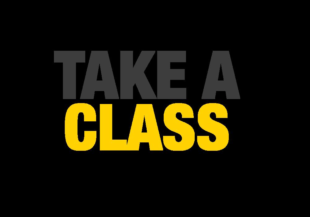 TAKE AN IMPROV CLASS