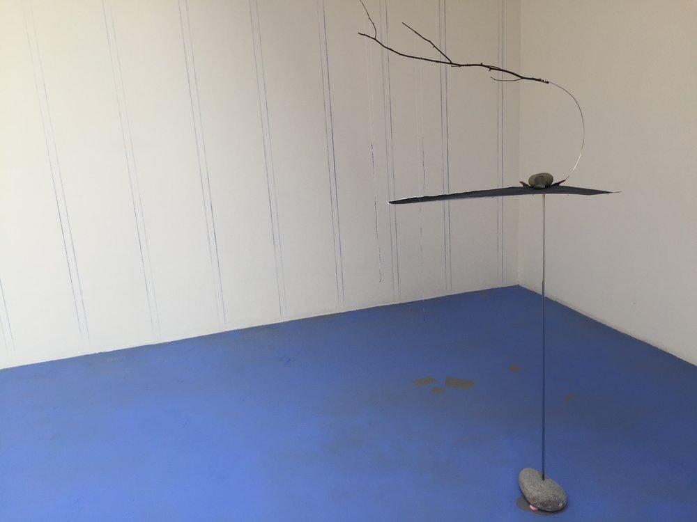 Sarah Sze, Tanya Bonakdar Gallery, NYC 2015