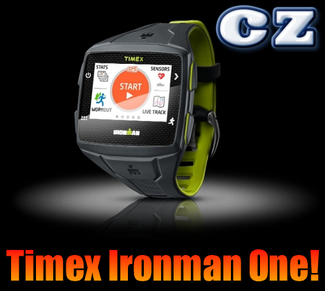 Timex Ironman One