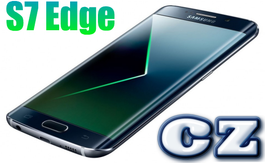 Samsung Galaxy S7 Edge Warning