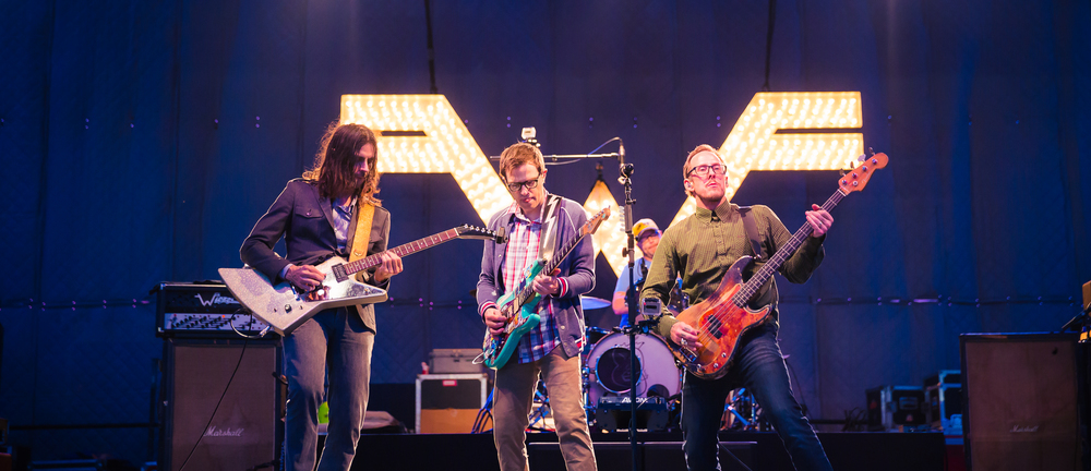 Weezer Concert by © MEMBER Photography.