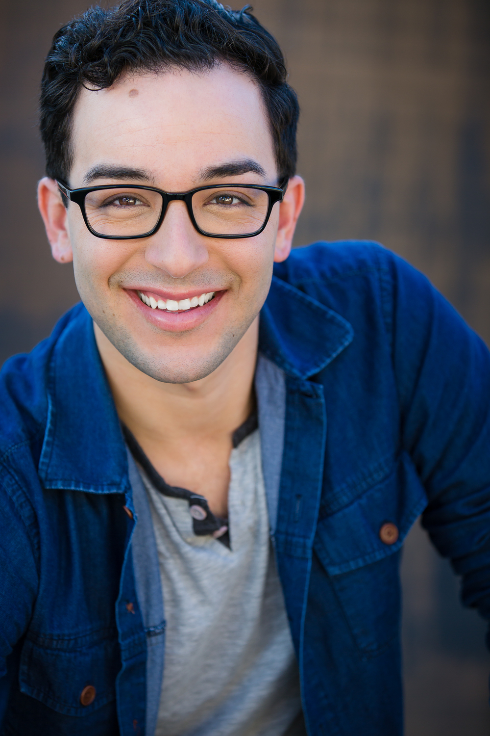 Jace Rotunno Actor Headshot