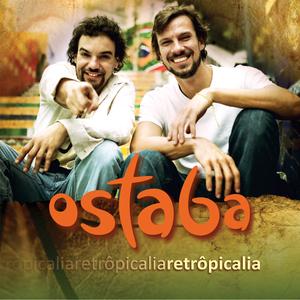 """CD """"RETROPICALIA"""" em parceria com Esdras Bedai 2013"""