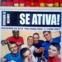"""CD """"PRA FICAR LEGAL""""SE ATIVA 2001"""