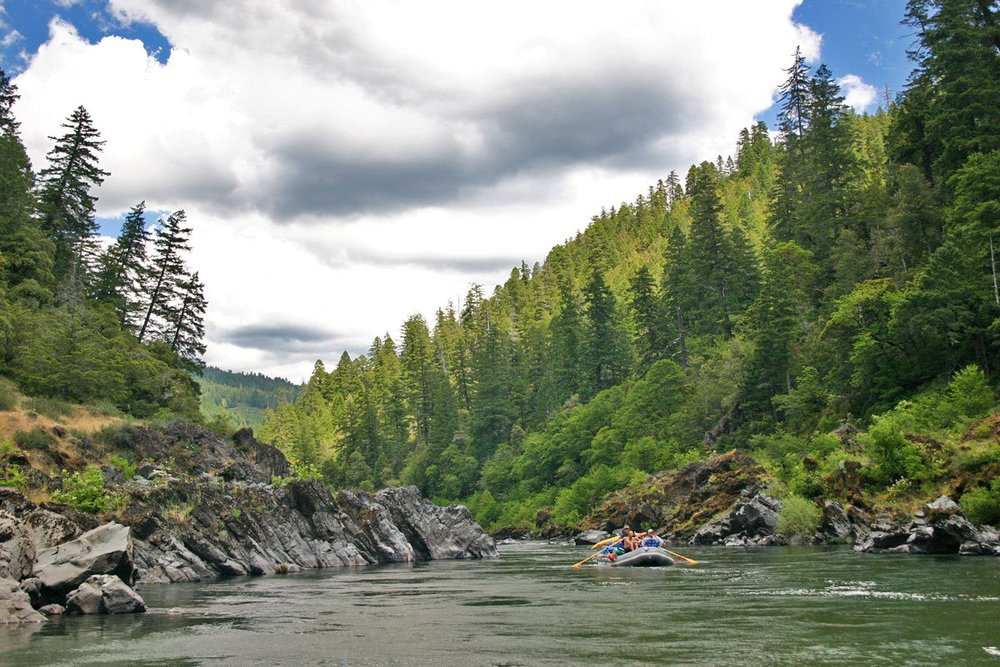 Click on the image above for a photo gallery of the Rogue River Writing Workshop held in summer of 2011.