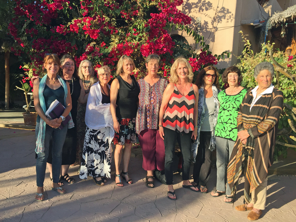 Todos Santos Writing Group February 2016