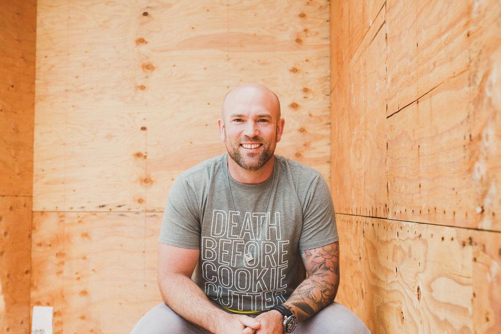 Adam Fryatt - Owner. Designer. Project Manager. Custodian.