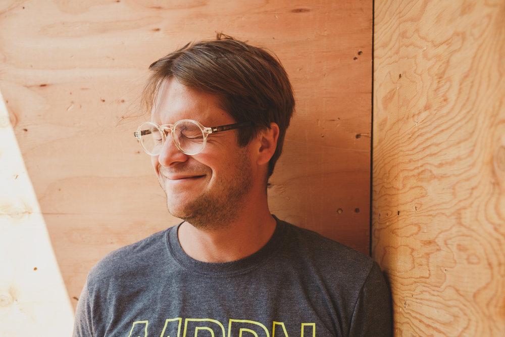 Todd Myers - Foreman. Journeyman. Craftsman. Hype-man.