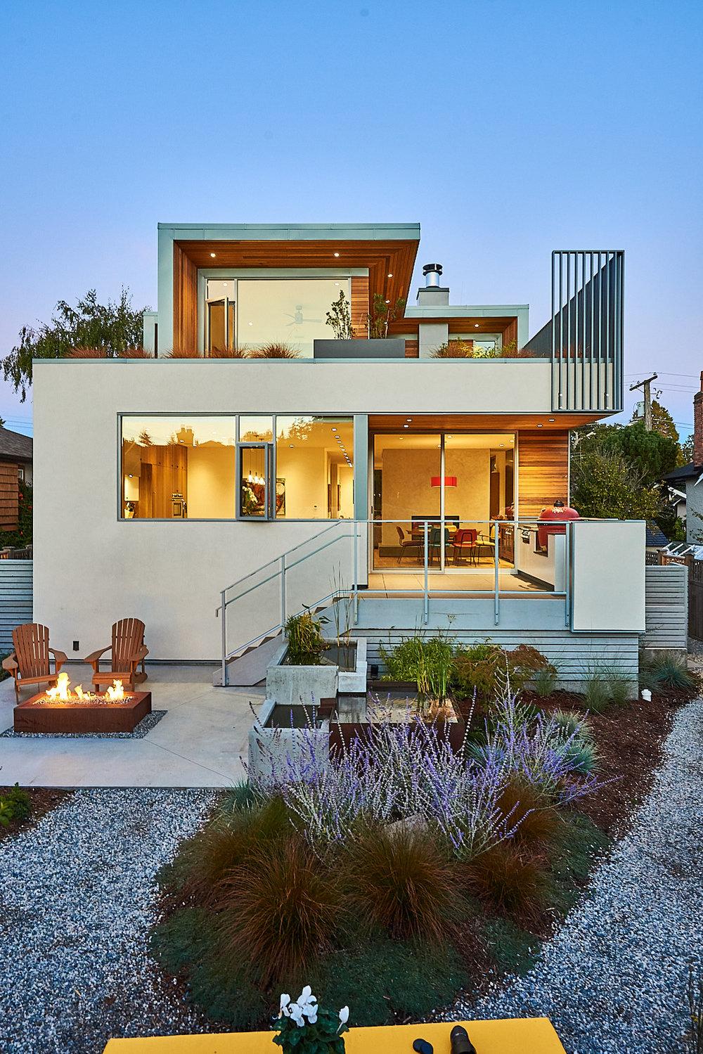 Rear-Elevation-Modern-House-Design-Clare-St-Victoria-BC