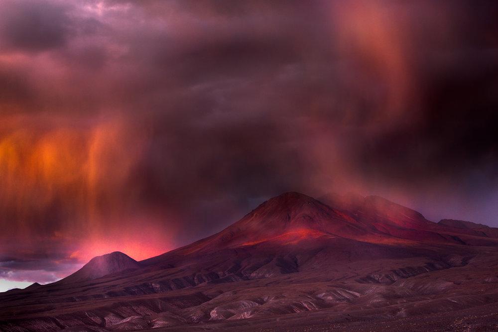 Lascar Anger - Chile 2014