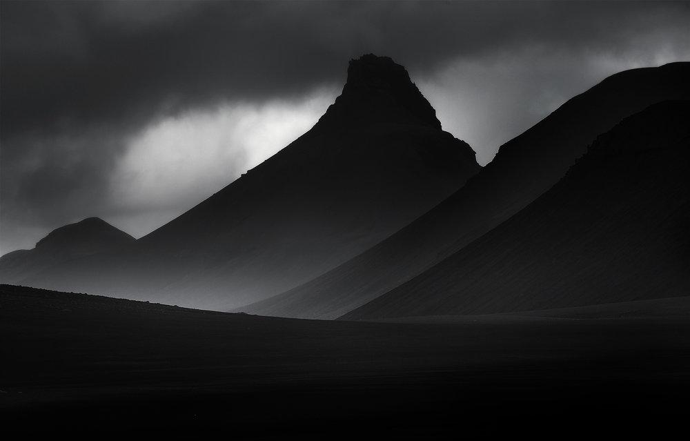 Black Hill - Iceland 2015
