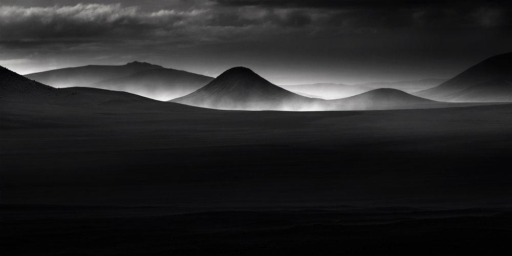 Black - Iceland 2015