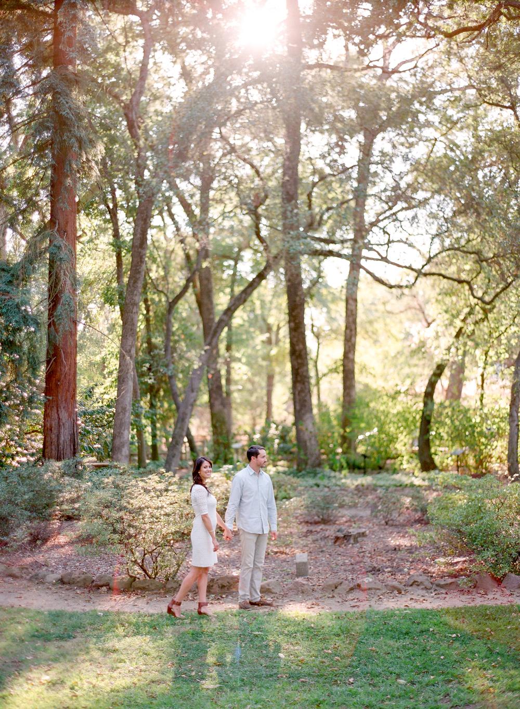 Northern California Film Wedding Photographer | Jensen Botanical Gardens |  Sacramento, Ca