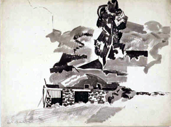Figure 4. Untitled (AKA Park Study), ca.1950-1951