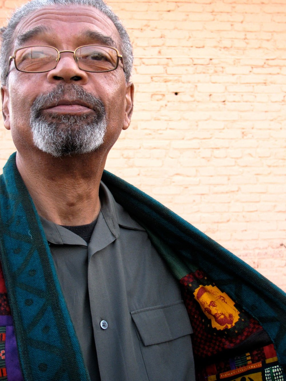 2013, Nelson Stevens (born 1938) Nelson Stevens is a native of Brooklyn, a painter and print maker, whose signature works are complex stylized figurative paintings, drawings, murals and prints that focus on his African-American culture, especially his interest in Jazz.