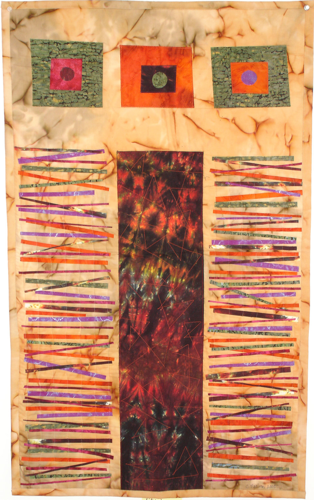 11 Sticks and Stones No 4 2004.JPG
