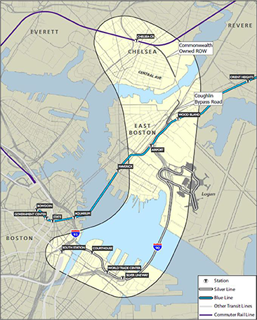The Silver Line Gateway through East Boston to Chelsea is the best opportunity for the MBTA to do BRT right and provide quality service to Chelsea, Boston's forgotten un-borough.