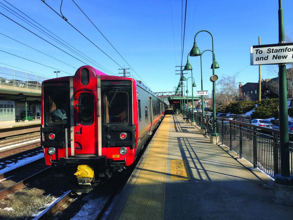 Metro North enables barrier-free universal access for riders with high-level platforms at all stations. This allows the use of modern EMUs with wide doors to speed boarding and reduce dwell time.