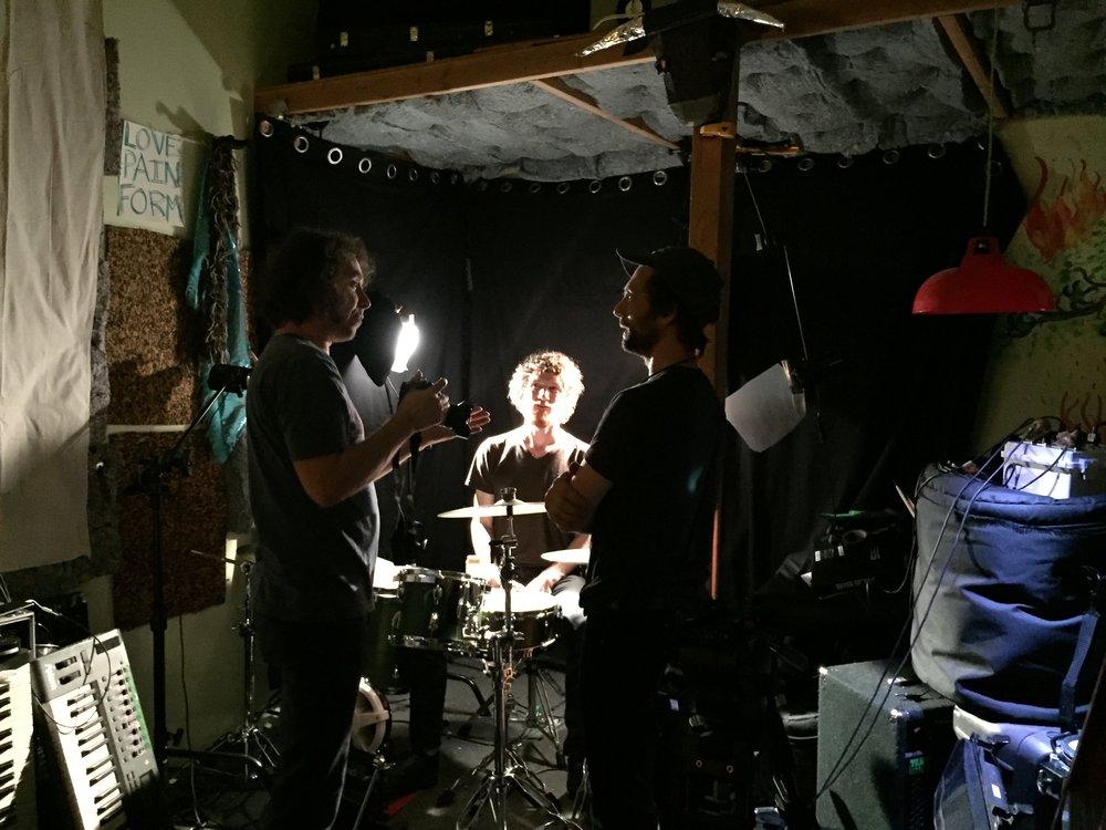 Dore Studio Live Shot