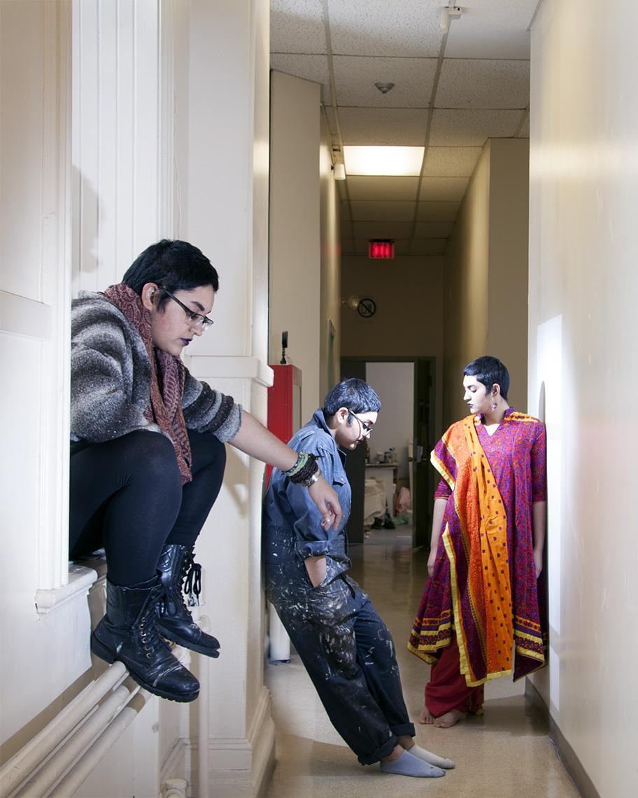 3 Sams in a hallway.jpg