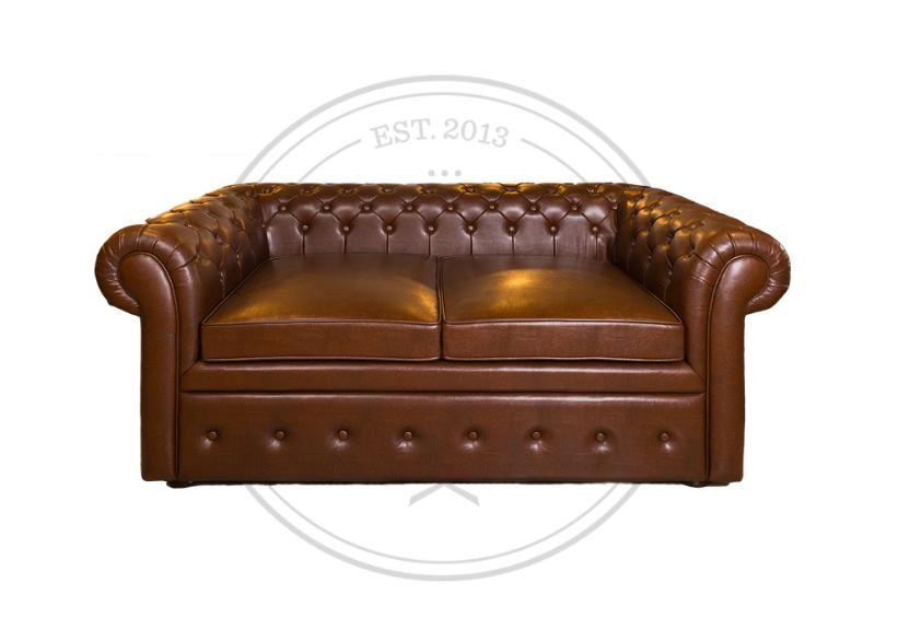 2 Seater Chesterfield Sofa Perch Interior Furnishing