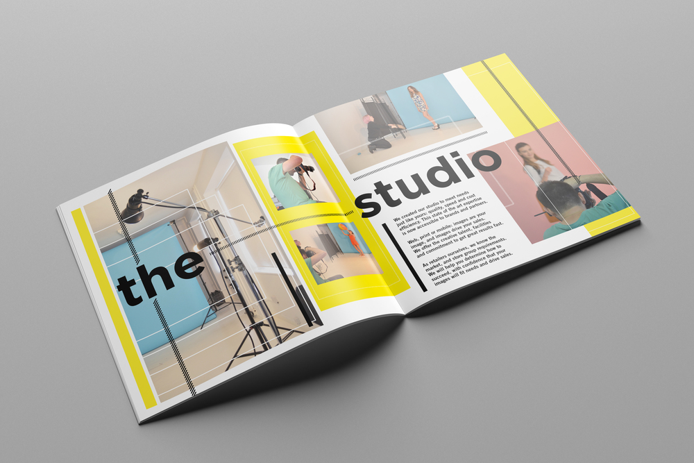 Hallet Retail Image Studio Brochure  LewismcleanCom