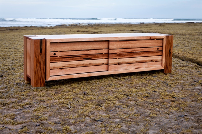Recycled Blackbutt Timber Furniture