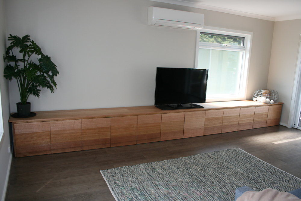 In Built Cabinetry Permanent Furniture Bombora Custom
