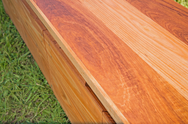 maintenance timber furniture