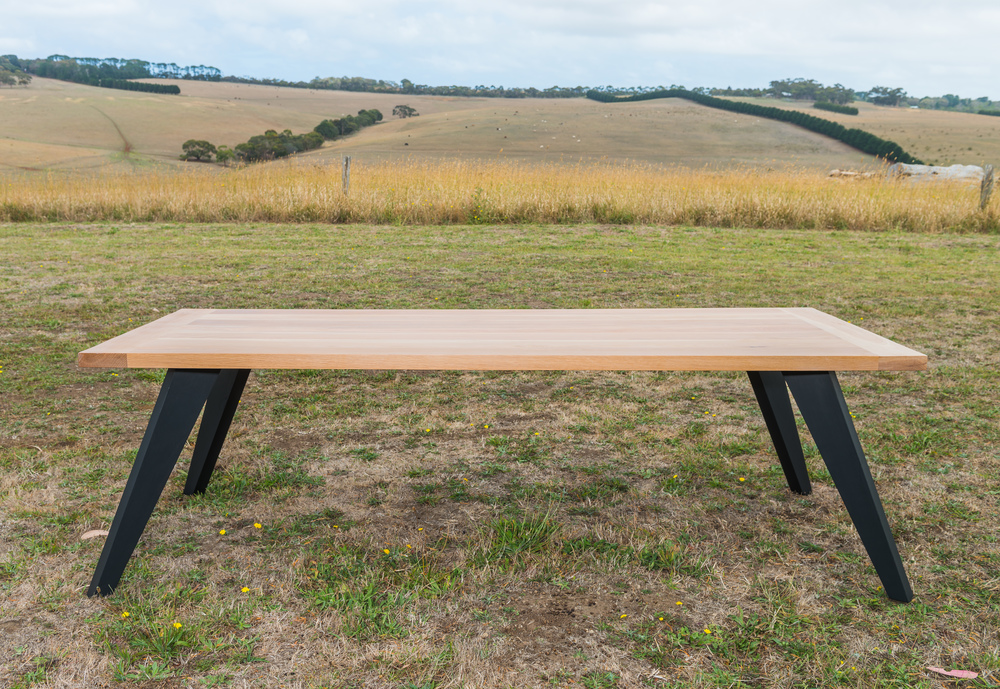 Recycled Timber Dining Tables Geelong
