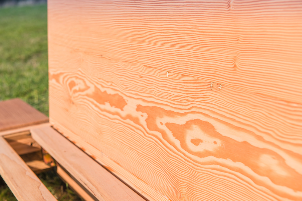 oregon timber grain patterns