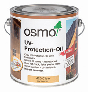 Osmo UV protector - outdoor timber oil