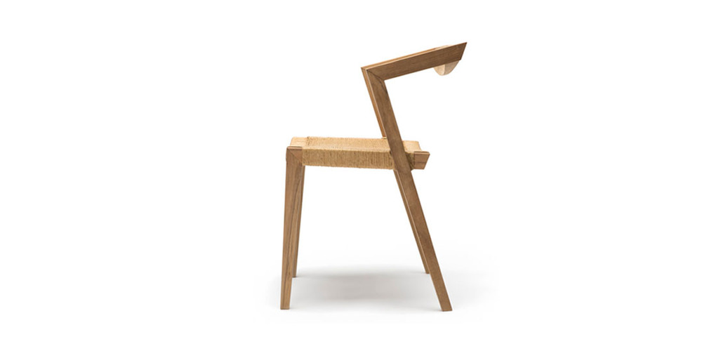modern timber dining chair Geelong