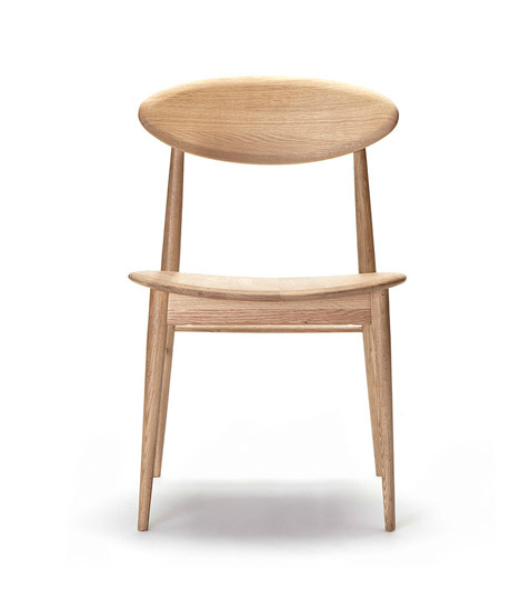Modern Solid Timber Dining Chair