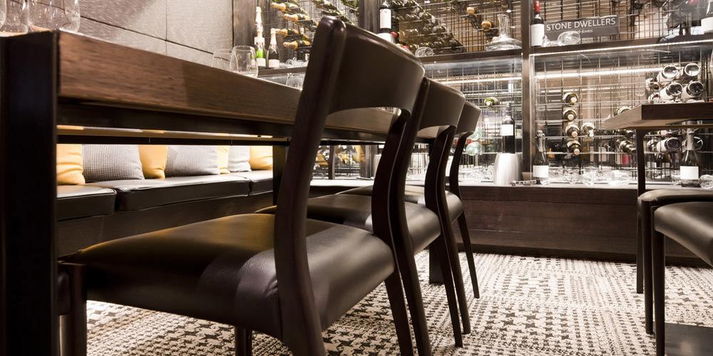 Modern Dining Chairs Melbourne Sydney Brisbane Bombora Custom Furniture