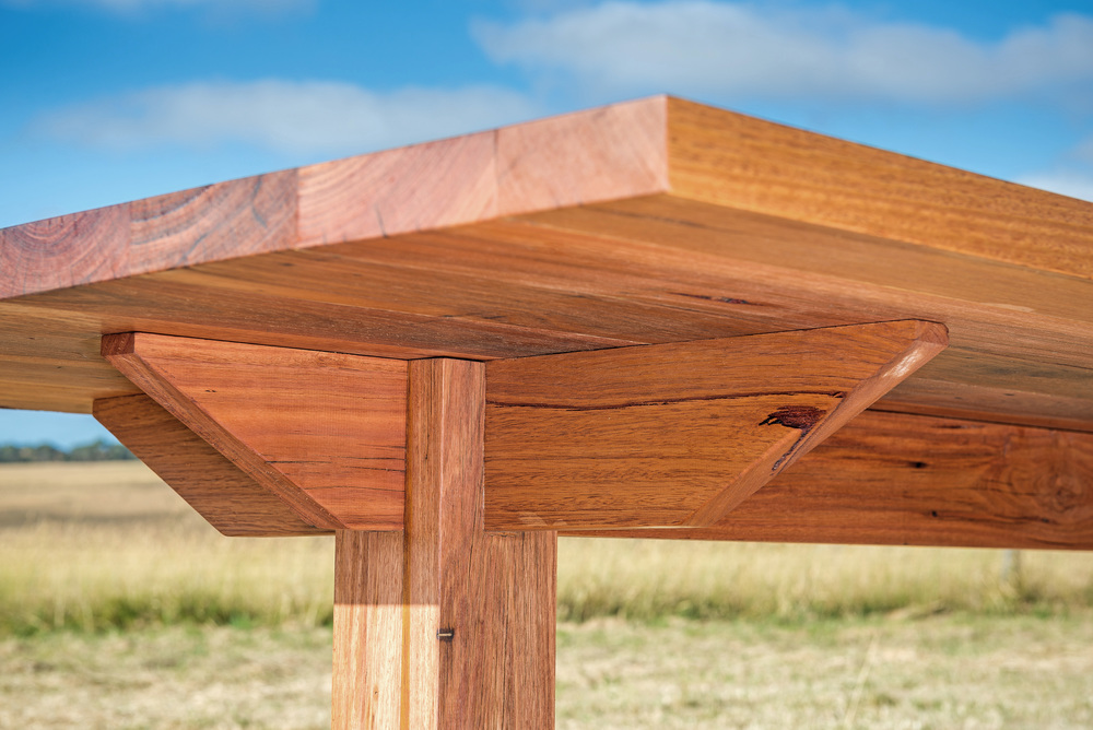 japanese joinery dining table