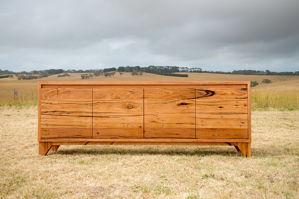 recycled timber buffet Melbourne