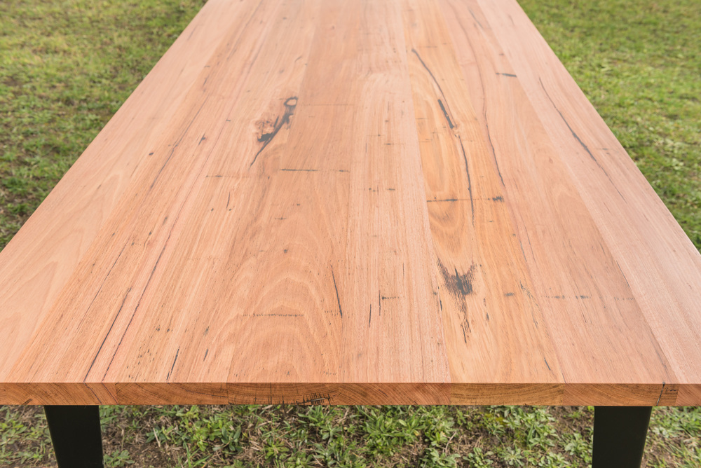 custom timber dining tables