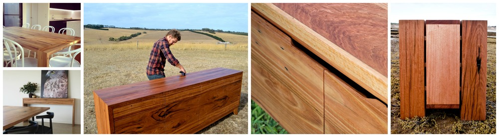 bespoke timber furniture Melbourne